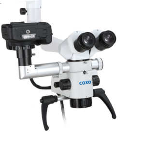 C-CLEAR-1 Deluxe package  Operating Microscope